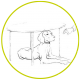 chien-sous-table